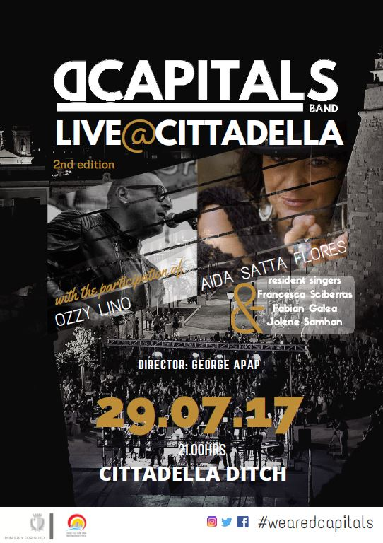 DCapitalsLive band